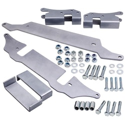 Suspension Lift Kit 3 & quot; -5 & quot;  Polaris RZR 1000 XP / XP 4 2014-201