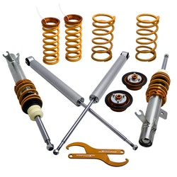 Ford Focus Mk1 Justerbar Suspension Coilovers Amd Coilover