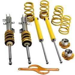 Fiat Grande Punto (199) Abarth 2007 2008 2009 2010 Coilover Suspension Kit