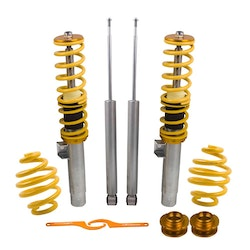 BMW E46 Touring 3 Series justerbar fjädring Ny Coilovers Crc Coilover