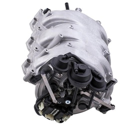 In-ta Engine grenrörssammansättningen  Mercedes-Benz W211 W171 W203 A27214024