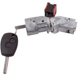 Renault Clio Modus master Trafic Vauxhall tändningslåset Barrel Switch