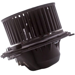 BMW E82 E88 E90 LHD Heater Blower Motor Interior Fan w / Motstånd Regulator