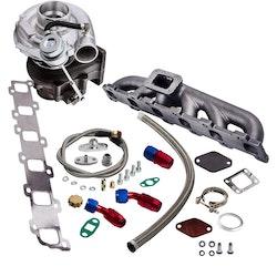 Nissan Safari Patrol GQ GU Y60 TD42 4.2L TD Turbo & amp; Turbo Manifold Kit