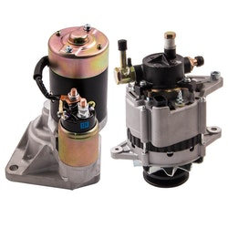 Nissan GQ / Patrol Generatorlichtmaschine Startmotor 12V 80A 23300-06J03