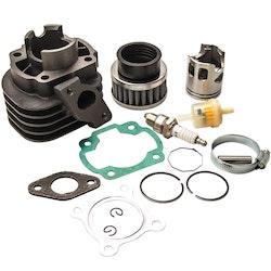 Polaris Scrambler Predator 50cc Cylinder Piston Rings Packning Top End Kit A
