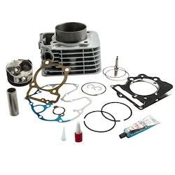 Full Set Top End Cylinder Piston Kit  Honda XR400 och TRX400 1996 HÖGSTA KVAL