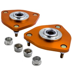 Nissan Fairlady 350Z Z33 Infiniti G35 Coilover Top Front Mounts Camber Plate