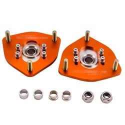 Nissan S13 S14 Silvia 180SX 240SX Front Coilover Camber Plate Top Mount par