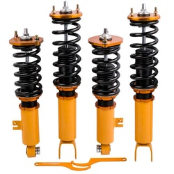 Coilovers Suspension Kit  90-1996 Nissan 300ZX Z32 + Front Upper Camber Arm