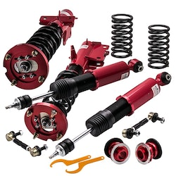2005 - 2014  Ford Mustang 24 Ways Justerbar Damper Suspension Kit Coilovers