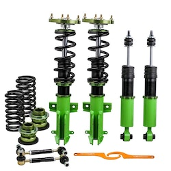 2005 - 2014  Ford Mustang 4 Justerbar Mounts Suspension Kit Coilovers