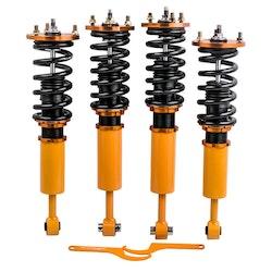 2006 - 2012  LEXUS IS350 2007-2011 3.5L 2 x Front 2 x Rear Damper Shocks Set