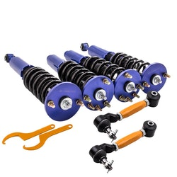 Coilovers Set  Honda Accord 03-07 Acura TSX 04-08 + 2 Rear Upper Camber Arms