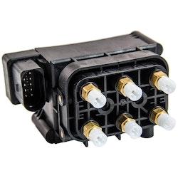 Luftfjädring magnetventil Block 4F0616013  Audi Allroad C5 / 4BH 00-05