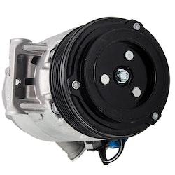 Opel Astra H Zafira B 1,9 Diesel Air Con Kompressor Pump 93.190.260 R1580058