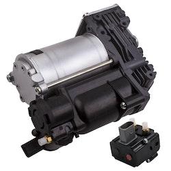 Kompressor Pump + SUSPENSION Ventilblock SOLENOID 37206792855  BMW 5 E61