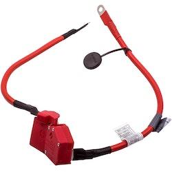 Fit BMW F30 F31 Bil Plus Pole positiva batteri Blow Off Cable Wire 61129259425