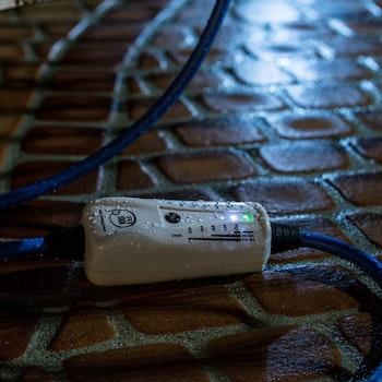 NRG Kick, Laddkabel 3-fas till Typ 2, 11kW, 400V, 5 meter DEMO EX