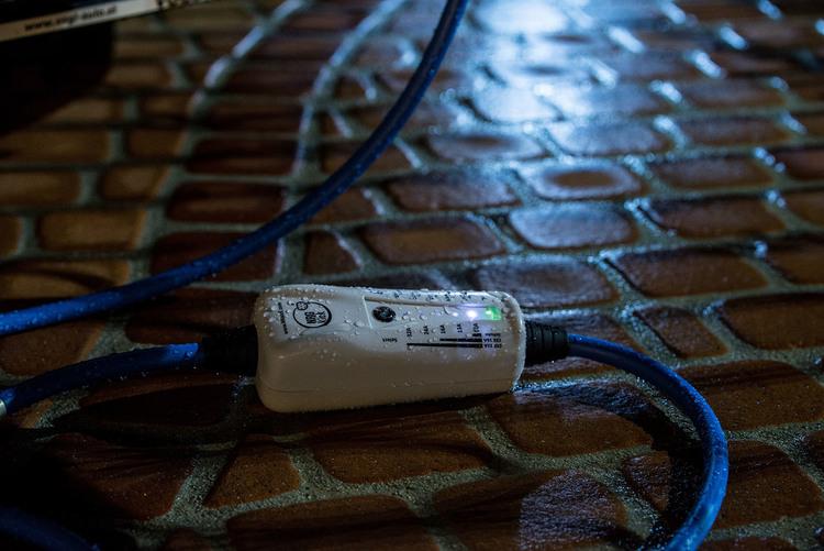 NRG Kick, Laddkabel 3-fas till Typ 2, 11kW, 400V, 5 meter