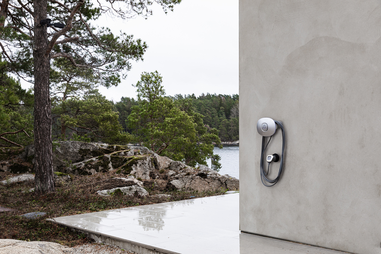 Charge Amps Halo med kabel Typ 2