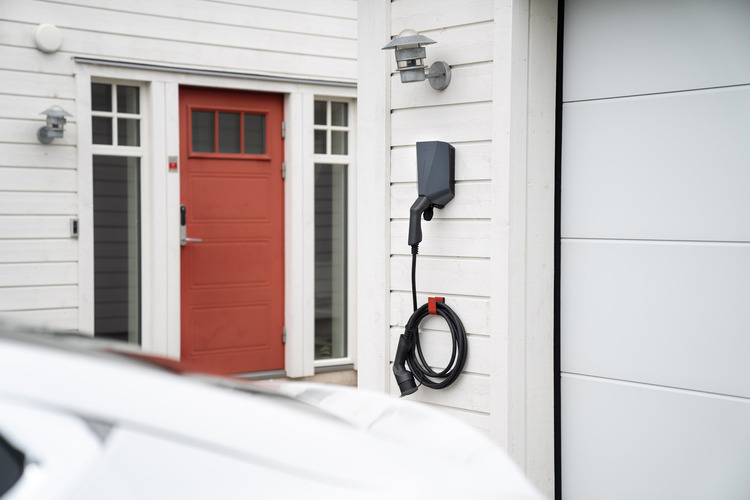 Easee Home 22kW