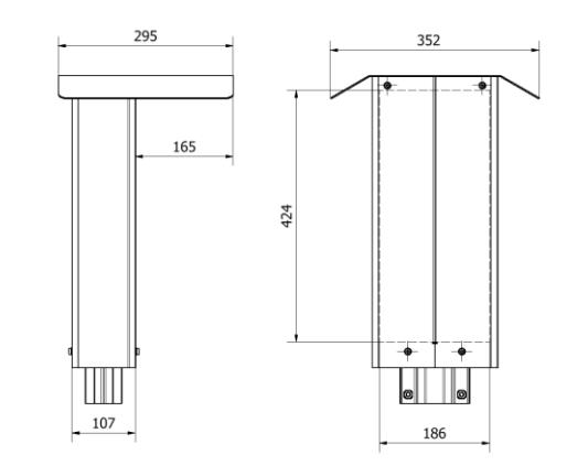 Polebox 190 S