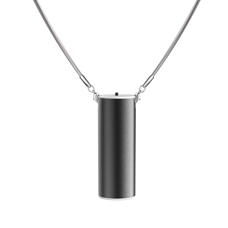 Portabel Luftrenare E-G2 Grå metallic