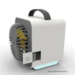 GXZ Portabel mini AC Vit