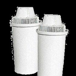 Vattenfilterkanna 2,5 liter, inkl 2 stycken 4-stegs Micro Multi filter