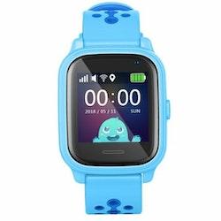 KT04 – Vattentät mobilklocka med GPS – Blå