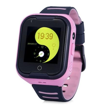 KT11 – 4G Mobilklocka med videosamtal för barn – Rosa