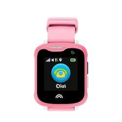 KT05 – Vattentät GPS-klocka för barn – Rosa