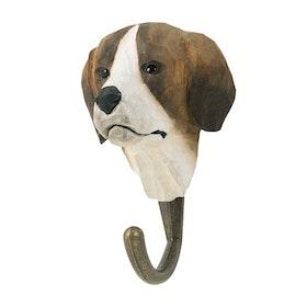 Handsnidad krok Hund