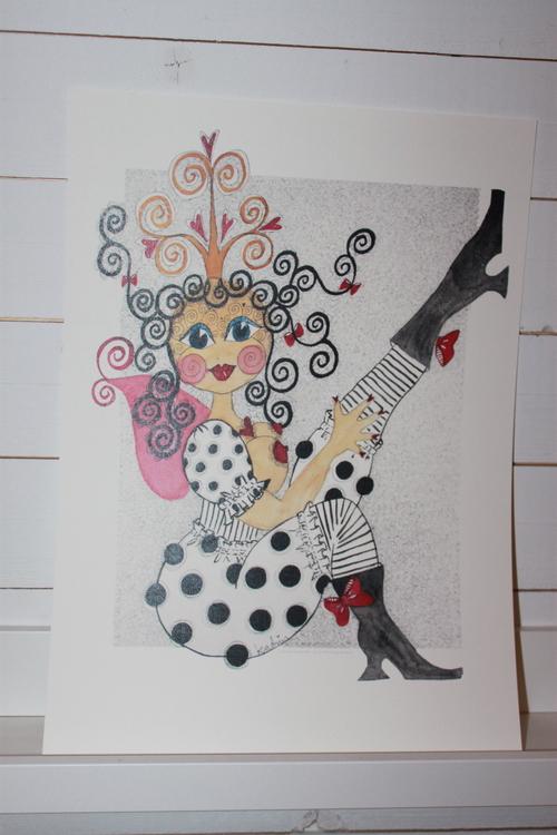"""Katrin Skoglund """"Cabaret Margaret"""""""