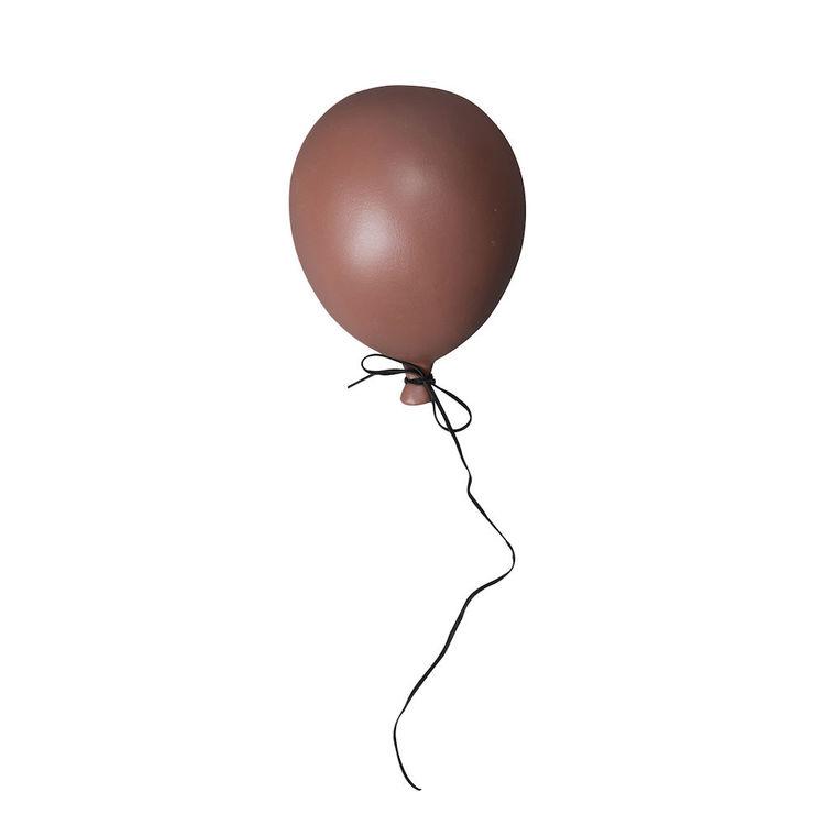 Ballongdekoration  Rost
