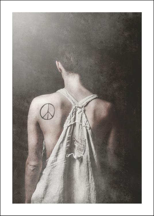 """Tove Frank """" Peace """""""