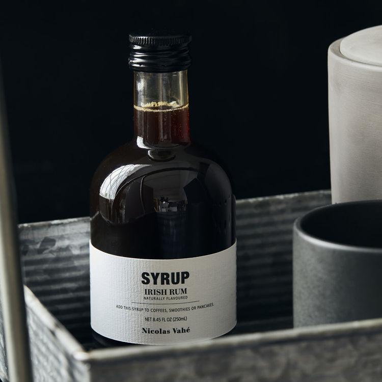 Sirap, Irish Rum