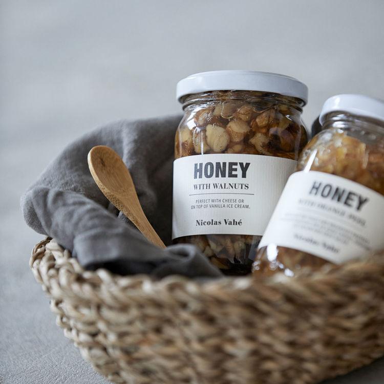 Honey - Walnut
