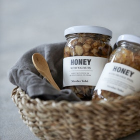 Honey - Walnut