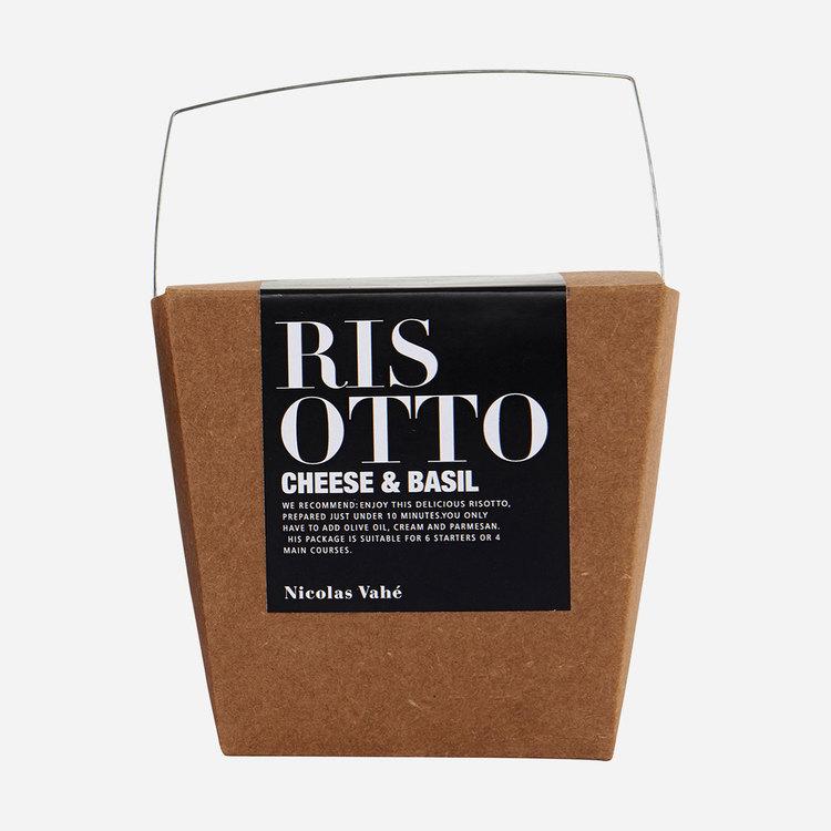 Risotto - Cheese & Basil