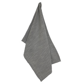 Kökshandduk grå