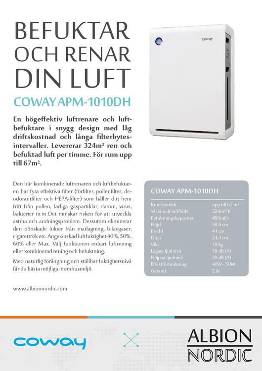 Coway 1010DH