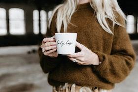 Lady boss mug