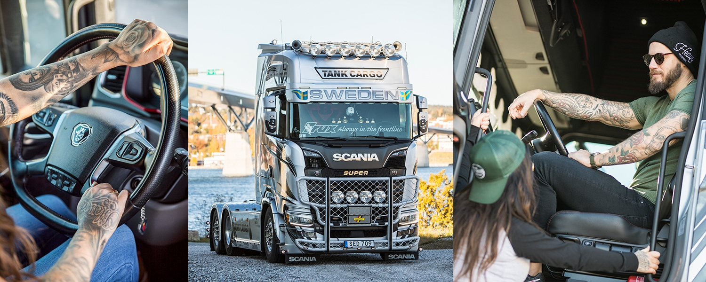 Heavy Truckers