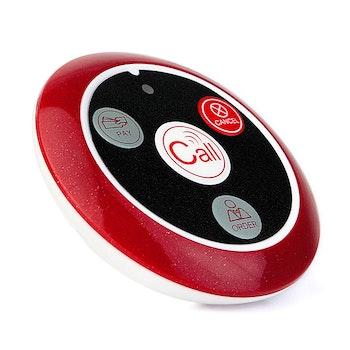 10-Pack Extra ring knappar till anropssystem
