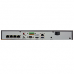 Hikvision DS-7604NI-K1/4P 4 Kanals 4 POE H.265 4K UHD 8MP NVR Full Ultra HD HD Network Video Recorder