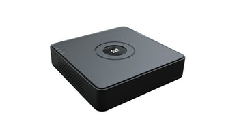 HiWatch by Hikvision NVR-104-A/4P 4 Channel 4 POE 4MP 1080P NVR Network Video Recorder