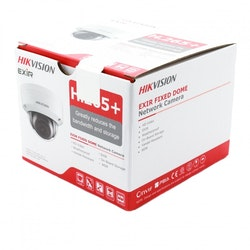 Hikvision DS-2CD2183G0-I 8MP 4K Mini Dome IP Network Security Camera