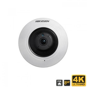 Hikvision DS-2CD2942F-IS 1.6MM 4MP Fisheye SD-Card IR WDR POE Audio Alarm Mini IP Network IP Security Camera Virtual PTZ